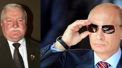 Wałęsa chce negocjować z Putinem - miniaturka