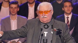 Nowy cykl kabaretu L. Wałęsy: ,,Mogę więc umierać'', ,,Zostało mi tylko papiestwo'' - miniaturka