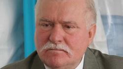 Megaloman Wałęsa: Nie papież przewrócił komunizm - miniaturka