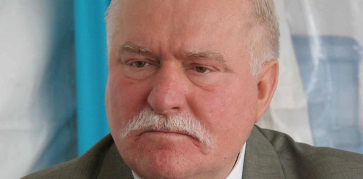 Megaloman Wałęsa: Nie papież przewrócił komunizm - zdjęcie