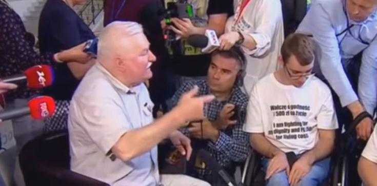 Dr Jerzy Bukowski: Wałęsa idzie na rekord - zdjęcie