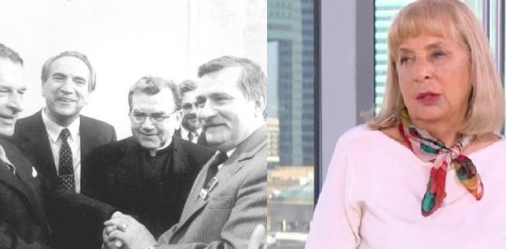 Opary absurdu! Wdowa po Kiszczaku: Mój mąż broniłby Wałęsy - zdjęcie