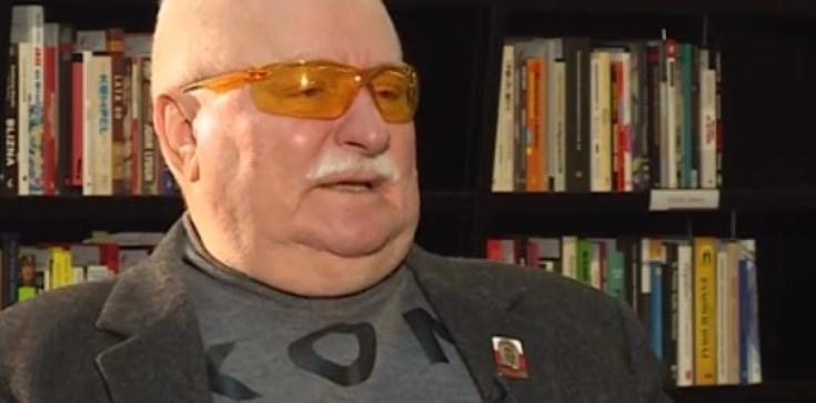 Wałęsa znów 'w kosmosie'? 'Odsuńcie PiS od władzy, bo będzie WOJNA DOMOWA!!!' - zdjęcie