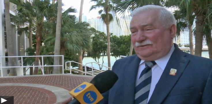Rosjanie twierdzą, że Wałęsa współpracował z KGB - zdjęcie