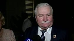 'Niepokojące' wyniki badań Wałęsy. Co z protestami? - miniaturka