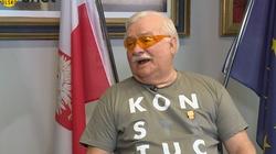 Wałęsa przekroczył wszelkie granice. Nazwał prezydenta ,,sk…nem'' - miniaturka