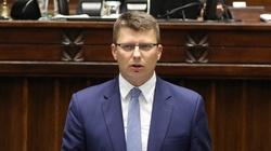 TYLKO U NAS! Marcin Warchoł: Sędziowie nie mogą wybierać sędziów. To europejski standard - miniaturka
