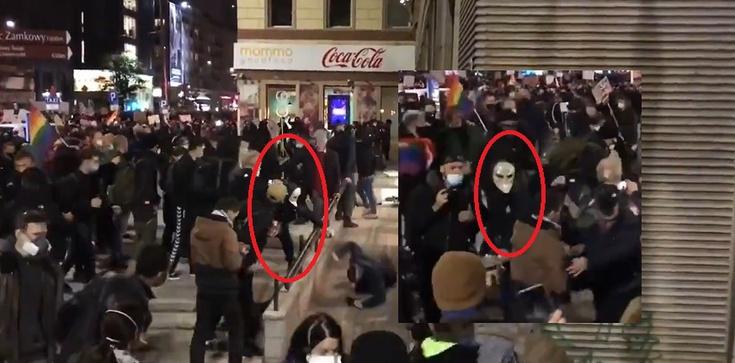 Czy niemiecka Antifa biła ludzi w Warszawie? Są uzasadnione podejrzenia [Wideo] - zdjęcie