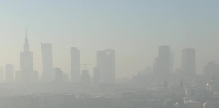 Smog atakuje, normy przekroczone o kilkaset procent - zdjęcie