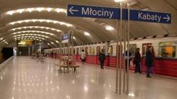 Alarm bombowy w warszawskim metrze - miniaturka