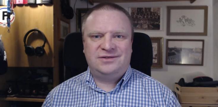 TYLKO U NAS. Łukasz Warzecha o przedłużeniu obostrzeń: Nie ma racjonalnego wyjaśnienia dla tych działań  - zdjęcie