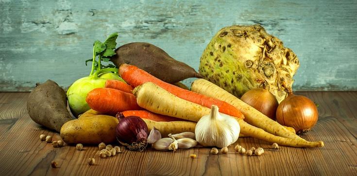 Warzywa miażdżące raka - prosto z domowego ogródka - zdjęcie