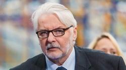 TYLKO U NAS! Witold Waszczykowski: Tusk włącza się w kolizyjną politykę Niemiec z Polską  - miniaturka