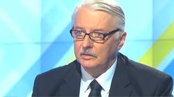 Waszczykowski: Tusk to nie lider europejski, a lider 'opozycji totalnej' w Polsce - miniaturka