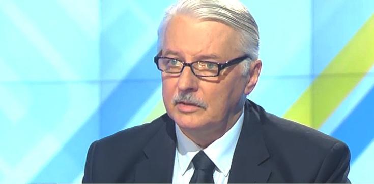 Waszczykowski: Od 2008 grano interesem Polski - zdjęcie