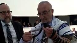 Z ambony strzeleckiej Salwowskiego: ,,Nazywają się Żydami, lecz nimi nie są'' - miniaturka