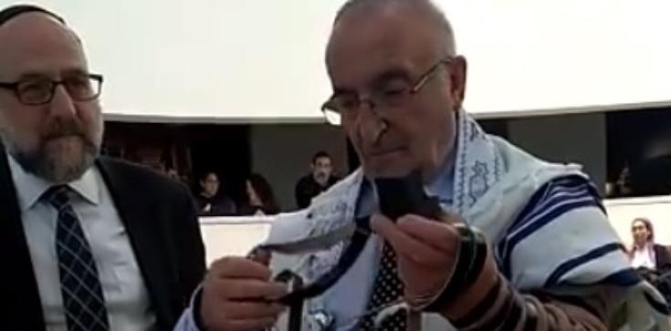 Z ambony strzeleckiej Salwowskiego: ,,Nazywają się Żydami, lecz nimi nie są'' - zdjęcie