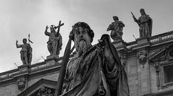 Zamiast nawracania - dialog. Nowe dyrektorium Watykanu. Humanistyczni heretycy pokonali Jana Pawła II? - miniaturka