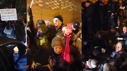 Policja składa zażalenie na decyzję sądu ws. blokujących Wawel - miniaturka