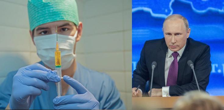 Wall Street Journal: Rosyjska dezinformacja na temat zachodnich szczepionek - zdjęcie