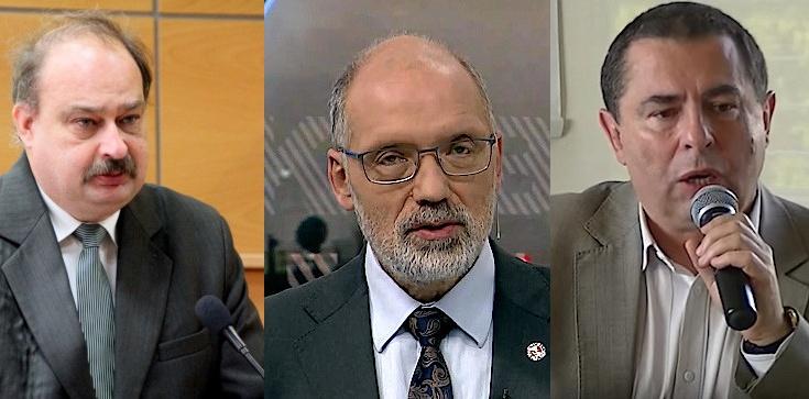 Prof. Wojciech Polak, prof. Andrzej Nowak i Bronisław Wildstein stają w obronie prof. Popieli - zdjęcie