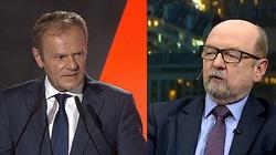 Prof. Ryszard Legutko: Patrzę na Tuska, jak na rzadki przypadek zła w polityce - miniaturka