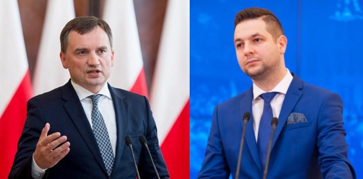 Konwencja Solidarnej Polski: ,,Trwa zamach sędziowski na ustrój naszego państwa'' - zdjęcie