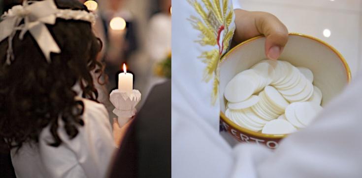 Przyjęły Pierwszą Komunię Świętą i umarły…  z miłości do Jezusa. - zdjęcie