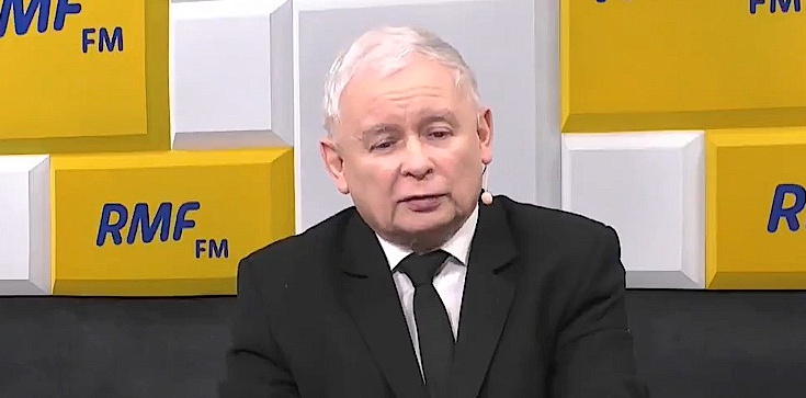 Jarosław Kaczyński o Smoleńsku: Tylko Bóg wie, o co tutaj chodziło - zdjęcie