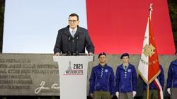 Premier: Tę wojnę wywołali niemieccy najeźdźcy! Dziś myli się katów z ofiarami - miniaturka