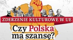 Zderzenie Kulturowe w UE - II dzień konferencji. Zobacz panel z udziałem publicysty Fronda.pl! [NA ŻYWO] - miniaturka