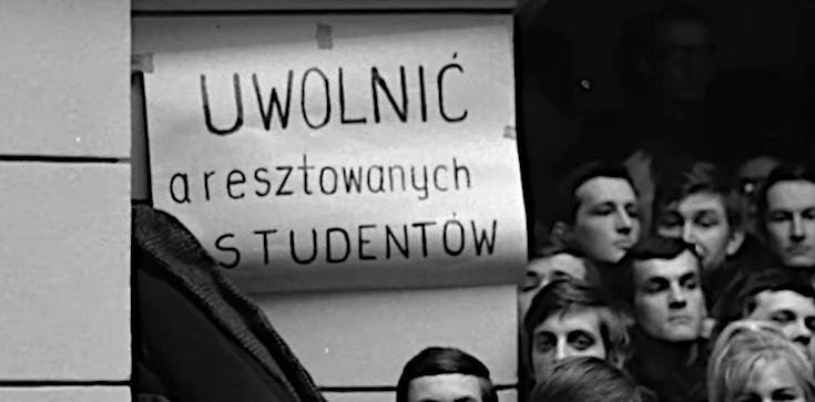 Marzec'68: Odbrązowić historię, usunąć pomniki! - zdjęcie