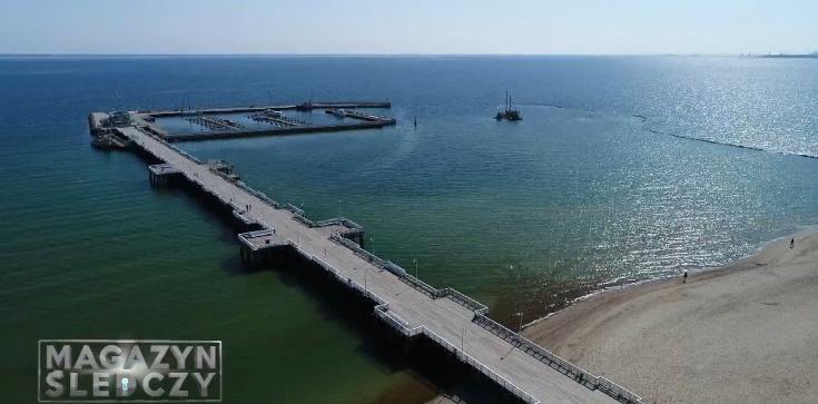 ,,Pod rządami Karnowskiego sopockim plażom grozi zniszczenie?''. Magazyn Śledczy Anity Gargas - zdjęcie