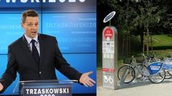 Warszawy nie stać już nawet na rowery - miniaturka