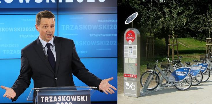 Warszawy nie stać już nawet na rowery - zdjęcie