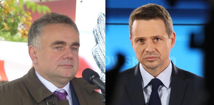 Trzaskowski zignorował rocznicę Bitwy Warszawskiej. Sakiewicz: To człowiek sowiecki - zdjęcie