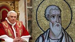Wizja św. Jana Ewangelisty według Benedykta XVI - miniaturka