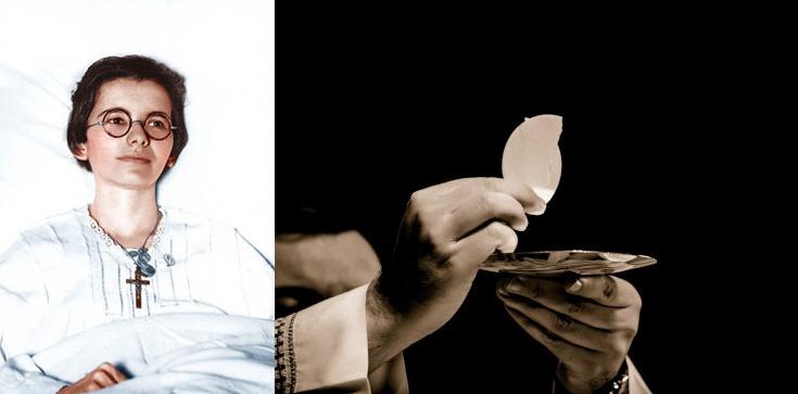 Przez 50 lat żywiła się tylko Ciałem Pana. Cud Eucharystii w życiu Marty Robin - zdjęcie
