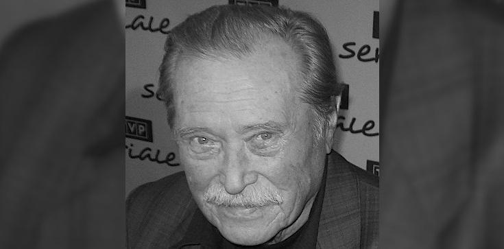 Nie żyje Emil Karewicz. Znany aktor miał 97 lat - zdjęcie