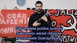 Syn Nowickiej o ,,wyklętym polskim ścierwie''. Czas na reakcję polskich władz!!! - miniaturka