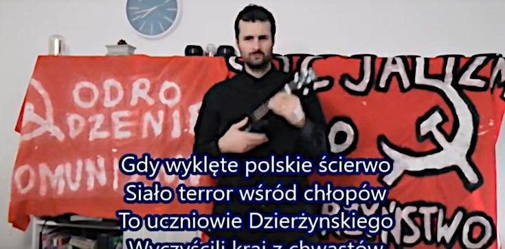 Syn Nowickiej o ,,wyklętym polskim ścierwie''. Czas na reakcję polskich władz!!! - zdjęcie
