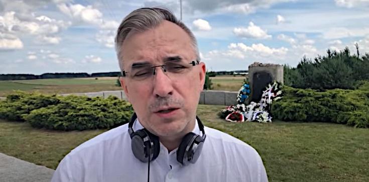 Wojciech Sumliński: Nasz protest w Jedwabnem. Przerwaliśmy żydowskim kłamcom! - zdjęcie