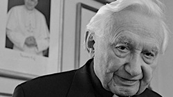 Nie żyje brat papieża seniora Benedykta XVI, ks. Georg Ratzinger - miniaturka