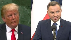 Gratulacje dla prezydenta Dudy po słowach Trumpa w ONZ, Polska jednym z głównych tematów rozmów - miniaturka