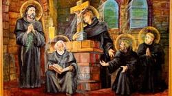 Zginęli za Chrystusa. Święci Pierwsi Męczennicy Polski - miniaturka
