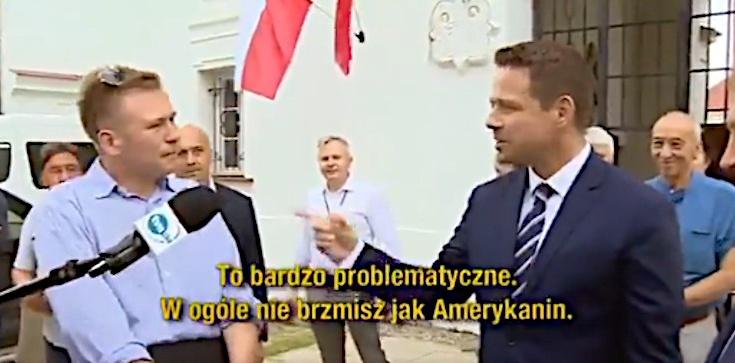 Fala hejtu po spotkaniu Trzaskowskiego. Niewinny Amerykanin odpowiada - zdjęcie