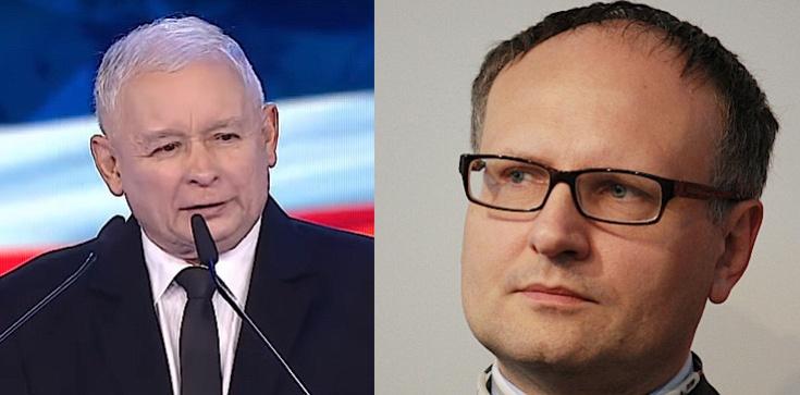 Paweł Lisicki dla Frondy: Jarosław Kaczyński nadaje nowy, odmłodzony wymiar polskiej polityce. To bardzo sensowne posunięcie - zdjęcie