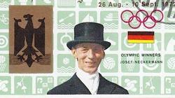 Josef Neckermann i jego złote interesy z nazistami - miniaturka