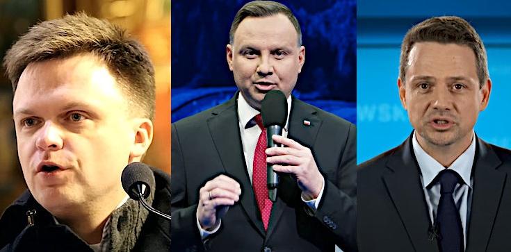 Sondaż: Będzie druga tura. Andrzej Duda wygrywa, Hołownia trudniejszym przeciwnikiem od Trzaskowskiego - zdjęcie