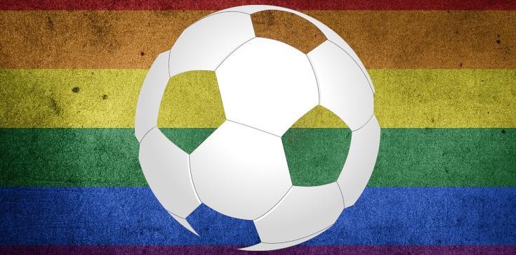 Ideologia gender: Tęczowy turniej piłki nożnej w Zamościu - zdjęcie